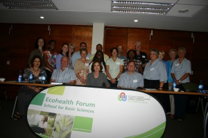 Ecohealth Forum 22 11 2013